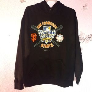 San Francisco Giants 2010 World Series Sweater